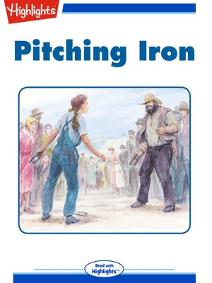 cover image of Pitching Iron