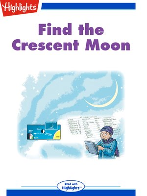 cover image of Find the Crescent Moon