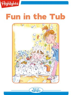 cover image of Fun in the Tub