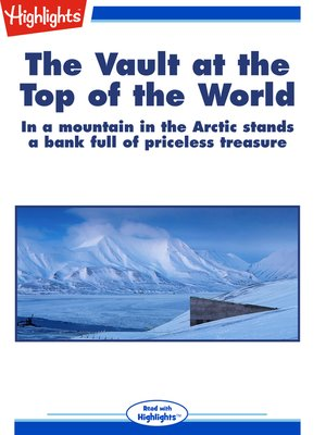 cover image of The Vault at the Top of the World