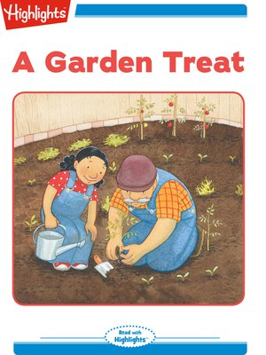 cover image of A Garden Treat