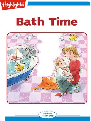 cover image of Bath Time