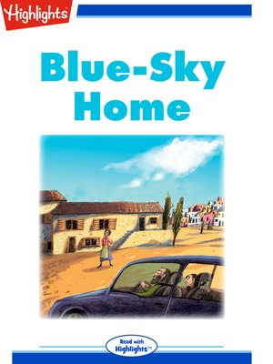 cover image of Blue-Sky Home