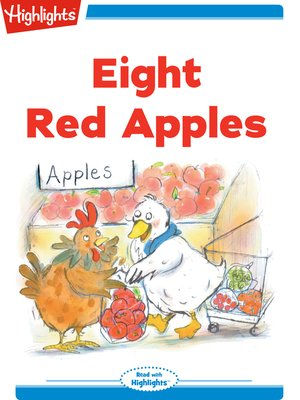 cover image of Eight Red Apples