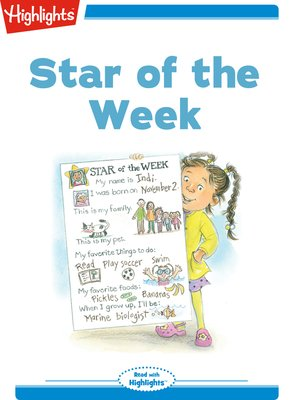 cover image of Star of the Week