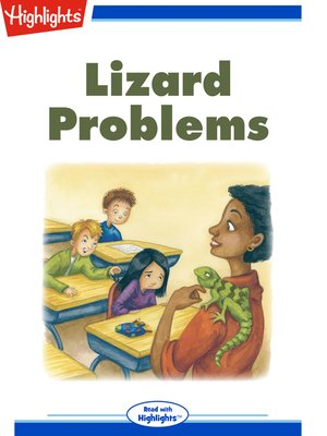 cover image of Lizard Problems