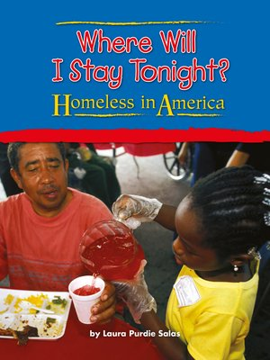 cover image of Where Will I Stay Tonight? Homeless in America