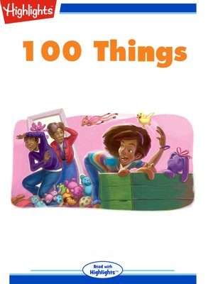 cover image of 100 Things