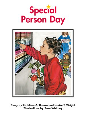 cover image of Special Person Day