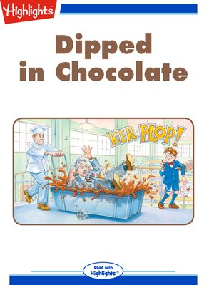 cover image of Dipped in Chocolate