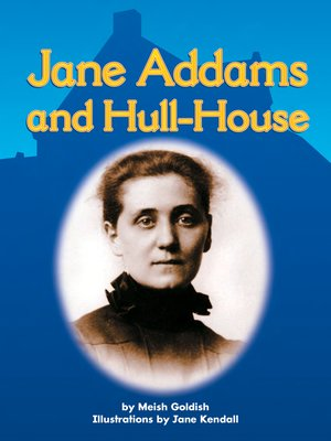 cover image of Jane Addams and Hull-House
