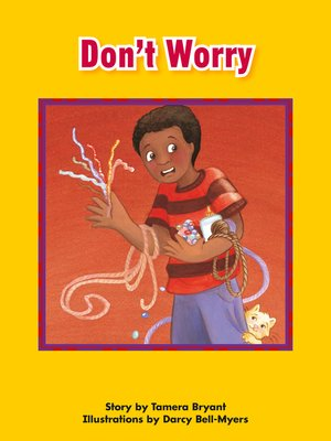 cover image of Don't Worry