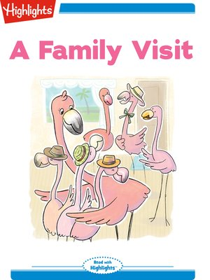 cover image of A Family Visit