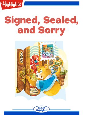 cover image of Signed Sealed and Sorry