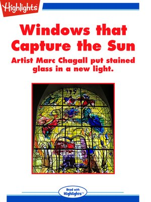 cover image of Windows That Capture the Sun