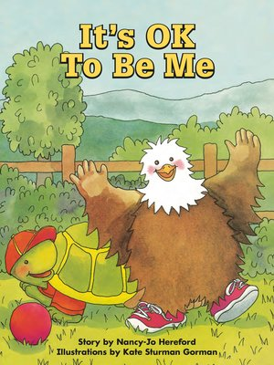 cover image of It's OK To Be Me