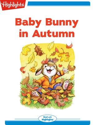 cover image of Baby Bunny in Autumn