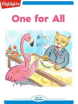 cover image of One for All