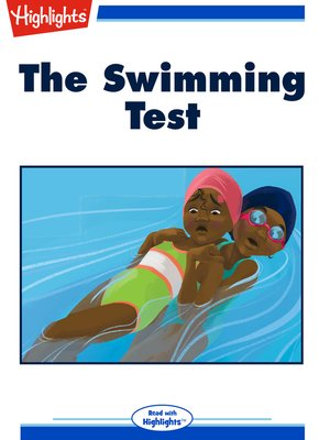 cover image of The Swimming Test