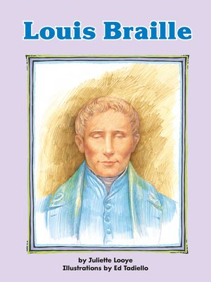 cover image of Louis Braille