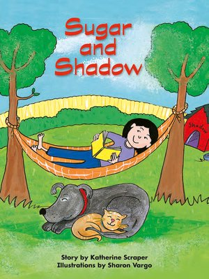 cover image of Sugar and Shadow