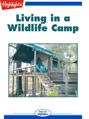 cover image of Living in a Wildlife Camp