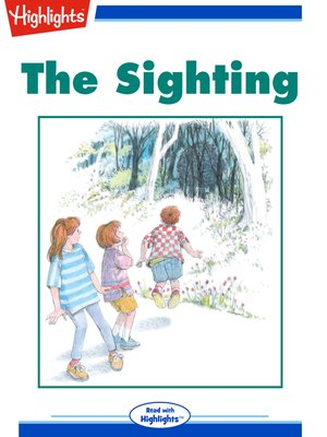 cover image of The Sighting