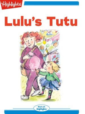 cover image of Lulu's Tutu
