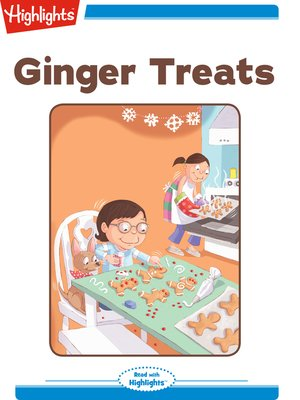 cover image of Ginger Treats