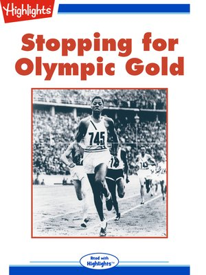cover image of Stopping for Olympic Gold
