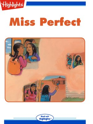 cover image of Miss Perfect