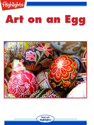 cover image of Art On an Egg