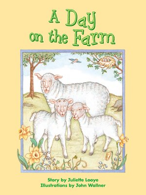 cover image of A Day on the Farm