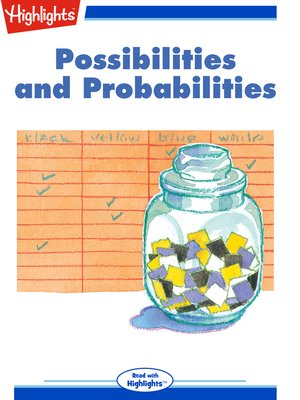 cover image of Possibilities and Probabilities