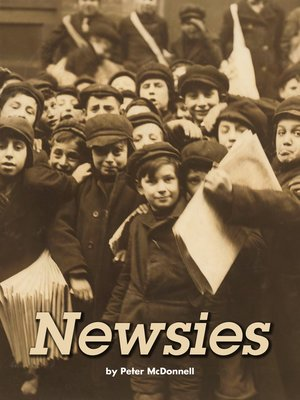 cover image of Newsies