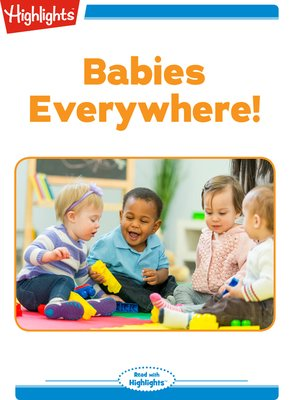 cover image of Babies Everywhere!