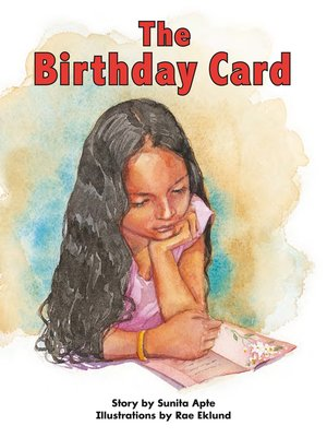 cover image of The Birthday Card