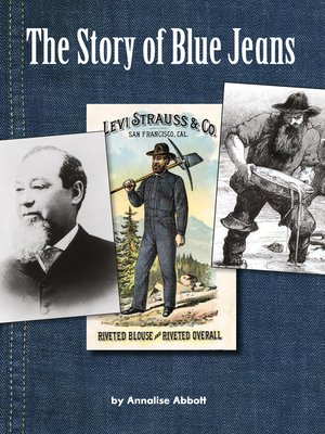 cover image of The Story of Blue Jeans