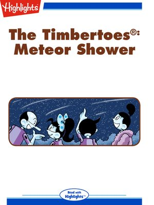 cover image of The Timbertoes: Meteor Shower