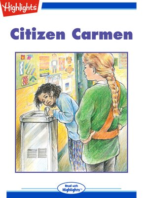 cover image of Citizen Carmen