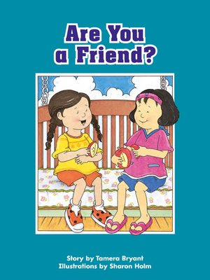 cover image of Are You a Friend?