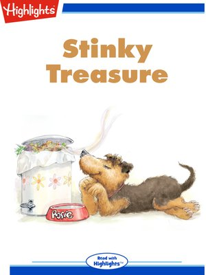 cover image of Stinky Treasure