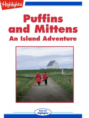 cover image of Puffins and Mittens: An Island Adventure