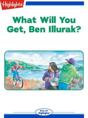 cover image of What Will You Get Ben Illurak?