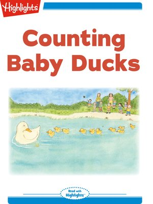 cover image of Counting Baby Ducks