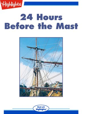 cover image of 24 Hours Before the Mast