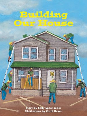 cover image of Building Our House