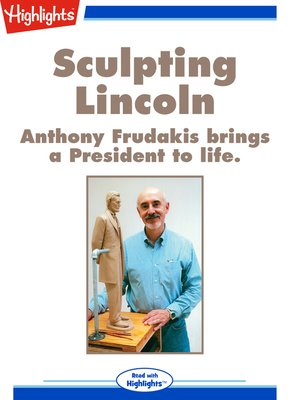 cover image of Sculpting Lincoln