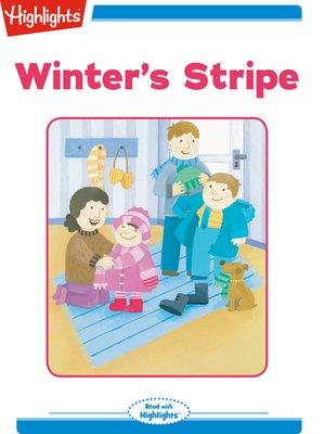 cover image of Winter's Stripe