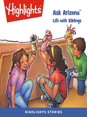 cover image of Ask Arizona: Life with Siblings